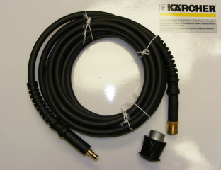 25' High Pressure Extension Hose (2600 psi)