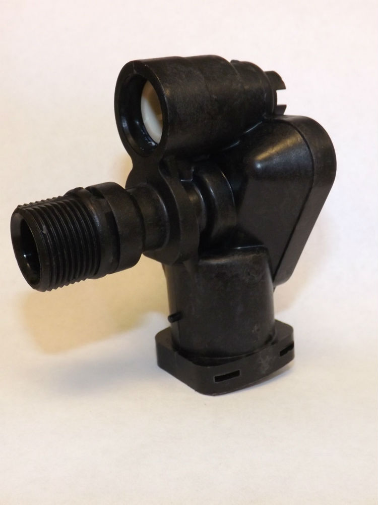 Control Head 26mm w/Pressure Valve (2000psi, K5 Series)