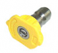 Quick Connect Nozzle Yellow 15040 (15 degree, size 040)