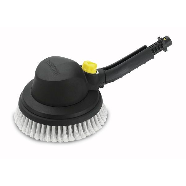 Rotating Bayonet Wash Brush