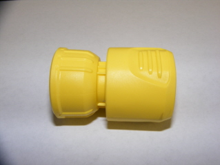 Garden Hose QC Female Coupler