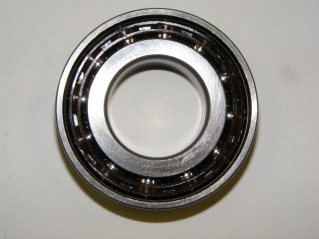 Axial Ball Bearing Ring