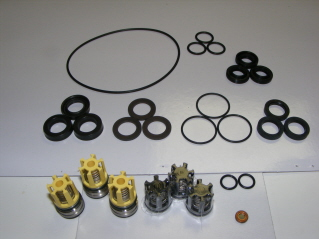 Complete Rebuild Kit for pump 91200190