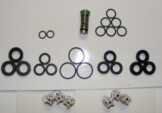Complete Rebuild Kit for pump 91200320