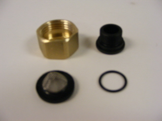 Water Inlet Connector Assembly