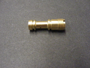 Nozzle Insert (Brass, needs 2 O-Rings 63623840)