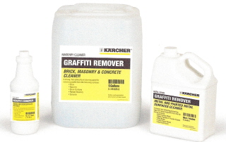 Graffiti Remover (Metal Saver) Gallon (128oz)