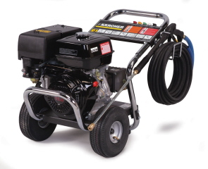 HD 2.3/24p Cold Water, Gas Powered, Direct Drive