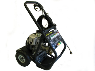 HD 2.6/26P Cold Water, Gas Powered, Direct Drive
