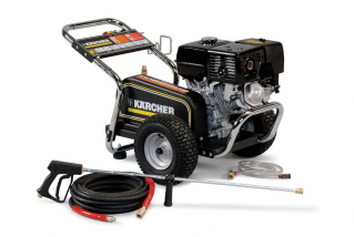 HD 3.7/35Pb Liberty Series, Cold Water, Belt Drive, Gas Powered