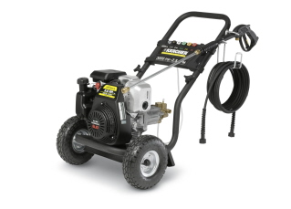 HD2.5/30CH, Cold Water, Gas Powered, Direct Drive