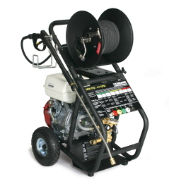 HD 4.0/36P Cold Water, Gas Powered, Direct Drive