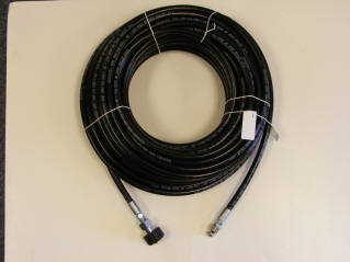 50' Sewer Hose Kit w/Female Thread (Maximum 4200psi)