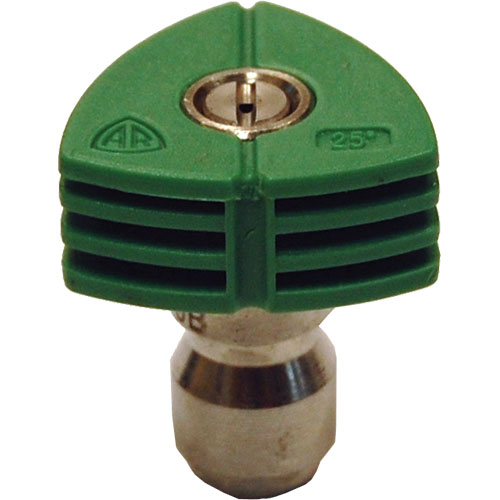 Quick Connect Nozzle Green 25025 (25 degree, size 025)