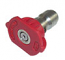 Quick Connect Nozzle Red 00030 (0 degree, size 030)
