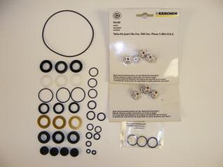 Complete Pump Rebuild Kit (Spare Parts Set)