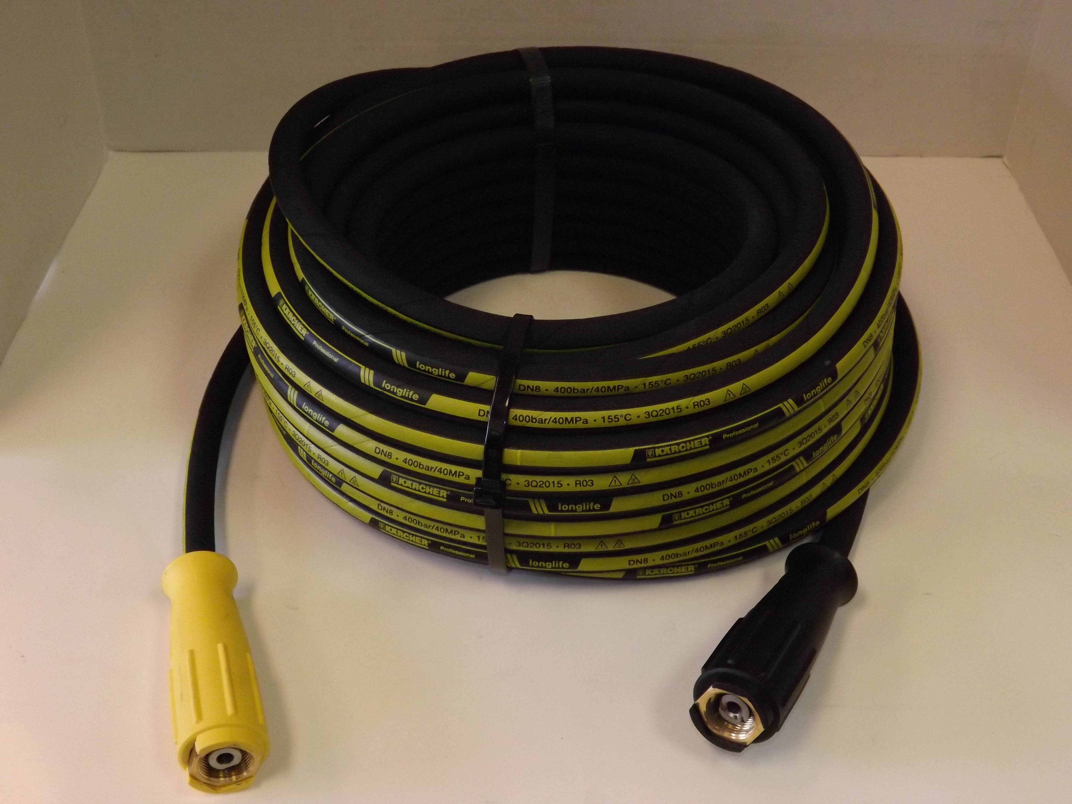 100' High Pressure Replacement Hose Longlife (5800psi)