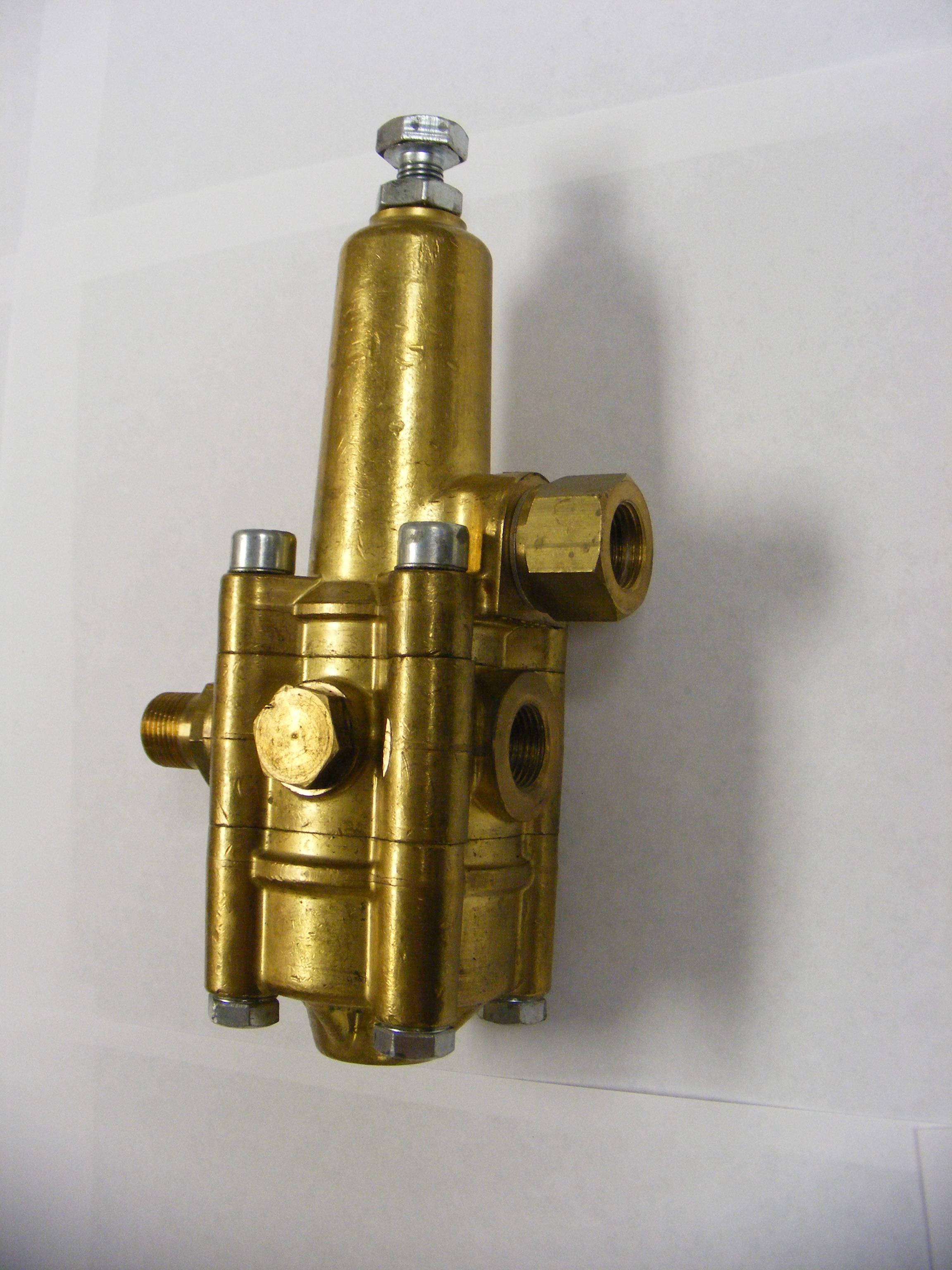 General Pump Unloader K7.2
