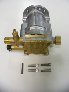 """Complete Replacement Pump (3/4"""" Shaft, 3000psi)"""
