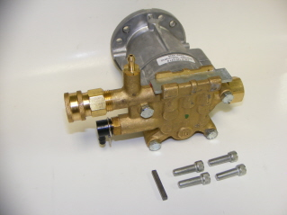 "Complete Replacement Pump (3/4"" Shaft, 3000psi) w/QC"