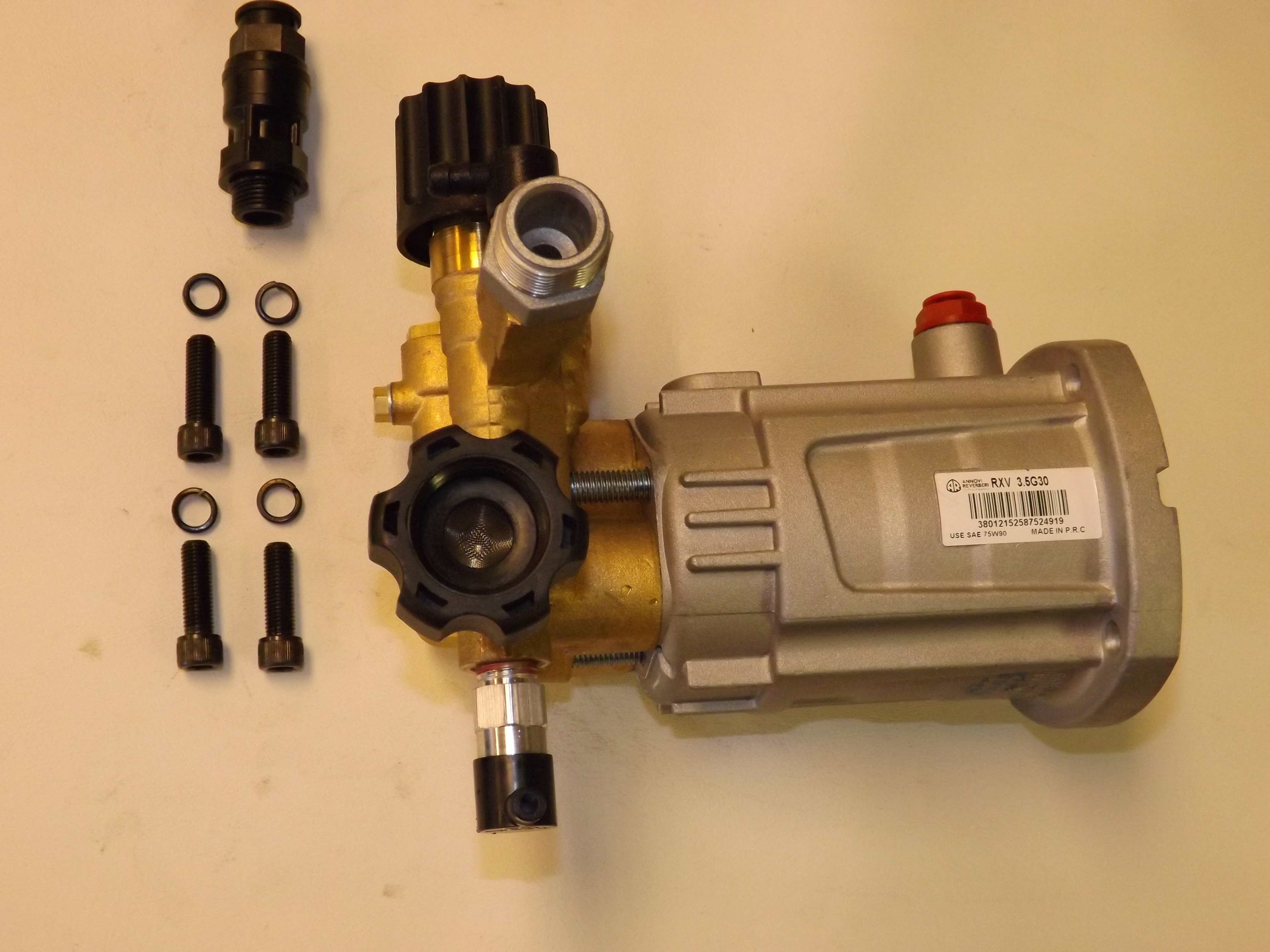 AR Replacement Pump (3.5gpm, 3000psi)