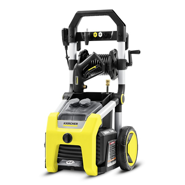 K2000 2000psi/1.3gpm, Residential, Cold Water, Electric Powered