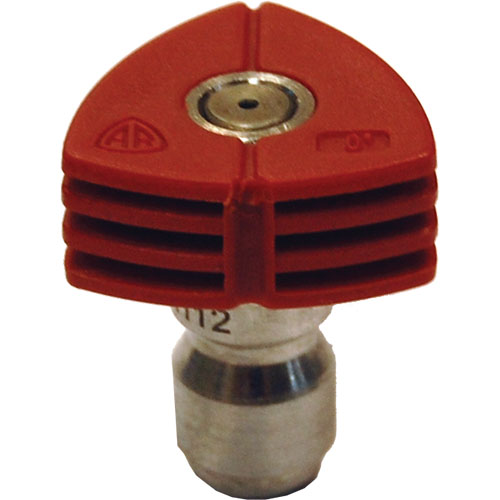 Quick Connect Nozzle Red 00025 (0 degree, size 025)