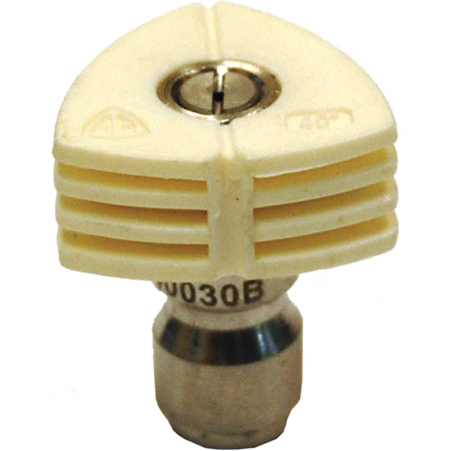Quick Connect Nozzle White 40025 (40 degree, size 025)
